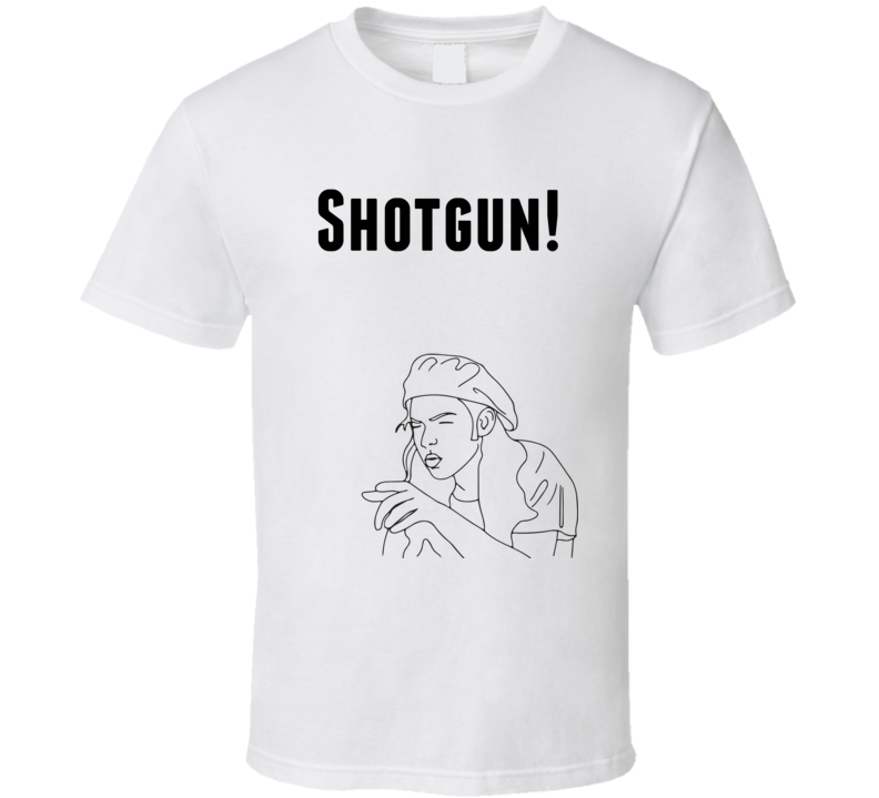 Rory Cochrane Dazed And Confused 1993 Shotgun! Quote T Shirt