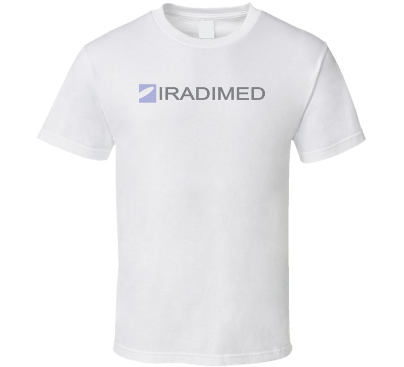 Iradimed Corporation Nasdaq Company Logo Employee Fan T Shirt