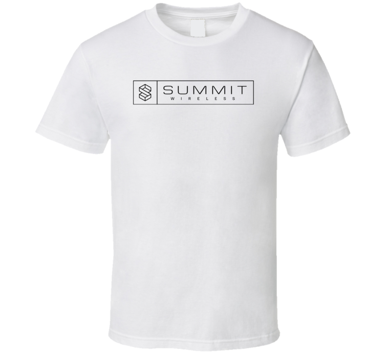 Summit Wireless Technologies Inc Nasdaq Company Logo Employee Fan T Shirt
