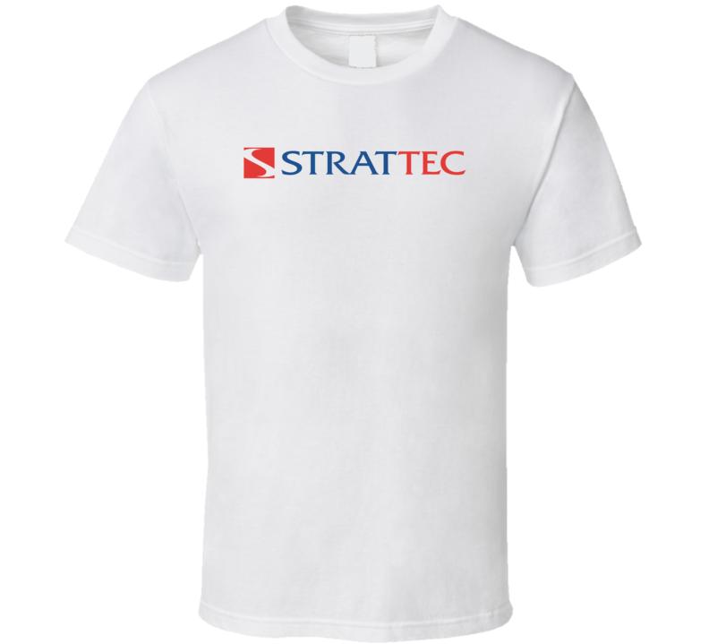 Strattec Security Corporation Nasdaq Company Logo Employee Fan T Shirt