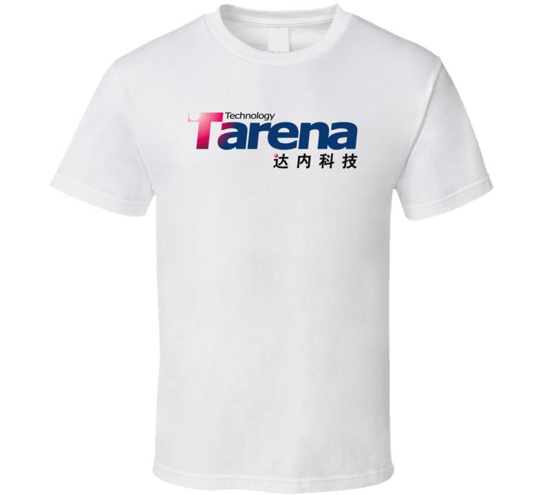 Tarena International Inc Nasdaq Company Logo Employee Fan T Shirt