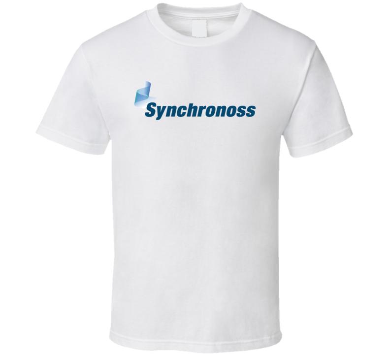 Synchronoss Technologies Inc Nasdaq Company Logo Employee Fan T Shirt