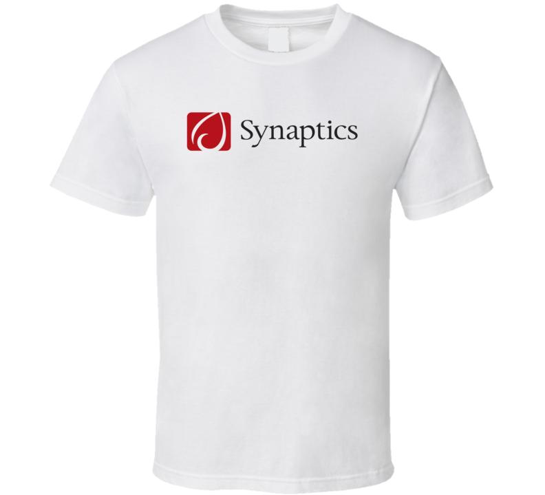 Synaptics Incorporated Nasdaq Company Logo Employee Fan T Shirt