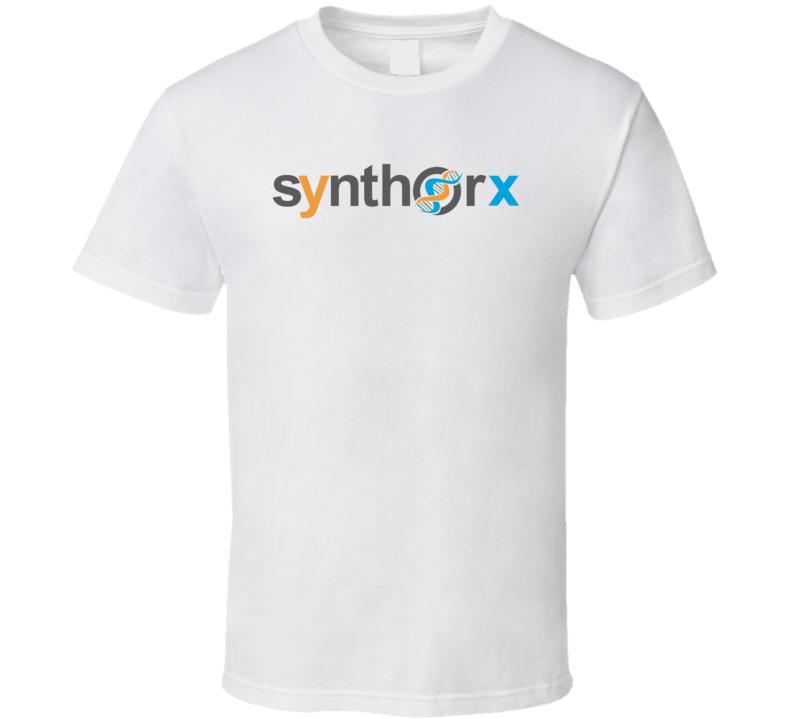 Synthorx Inc Nasdaq Company Logo Employee Fan T Shirt