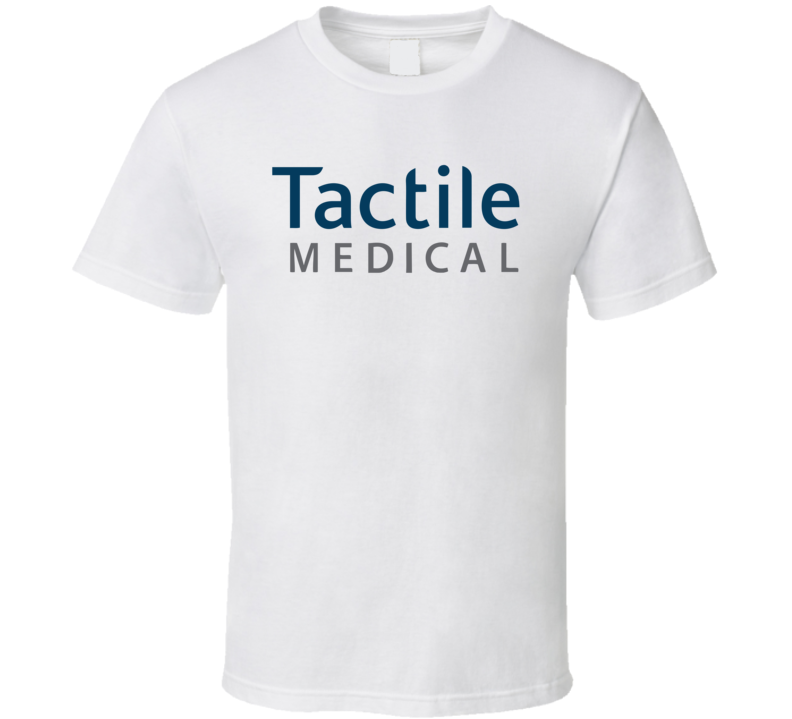 Tactile Systems Technology Inc Nasdaq Company Logo Employee Fan T Shirt