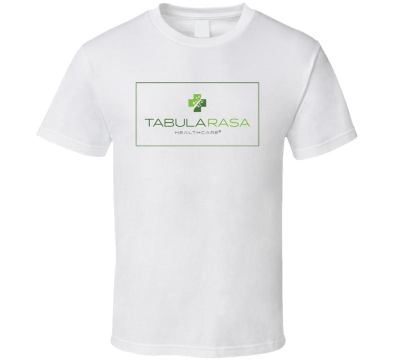 Tabula Rasa Healthcare Inc Nasdaq Company Logo Employee Fan T Shirt
