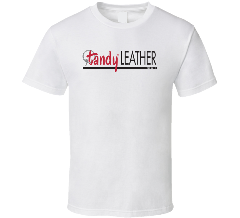 Tandy Leather Factory Inc Nasdaq Company Logo Employee Fan T Shirt