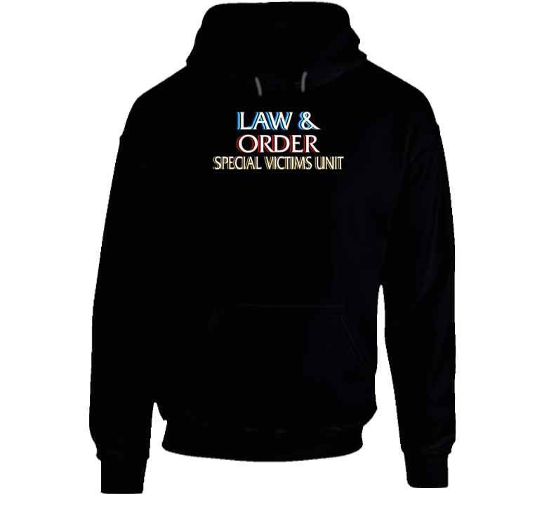 Law And Order Special Victims Unit Popular Tv Show Fan Hoodie
