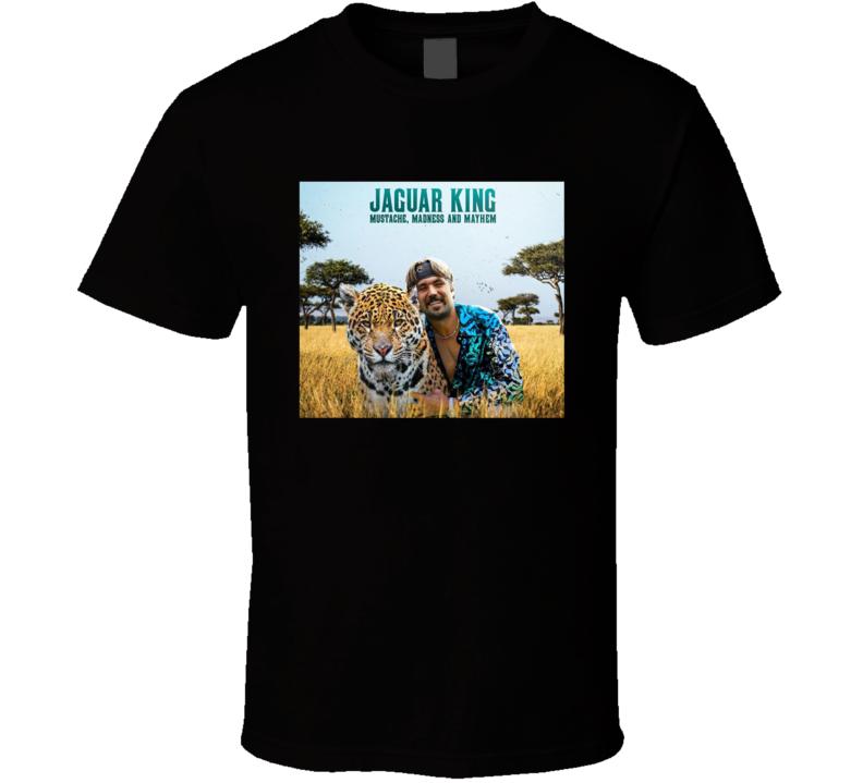 Gardner Minshew Jaguar King Joe Exotic Parody Jacksonville Football Fan T Shirt