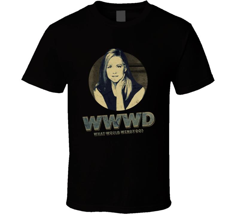 Wwwd What Would Wendy Byrde Do Laura Linney Ozark Season 3 Tv T Shirt