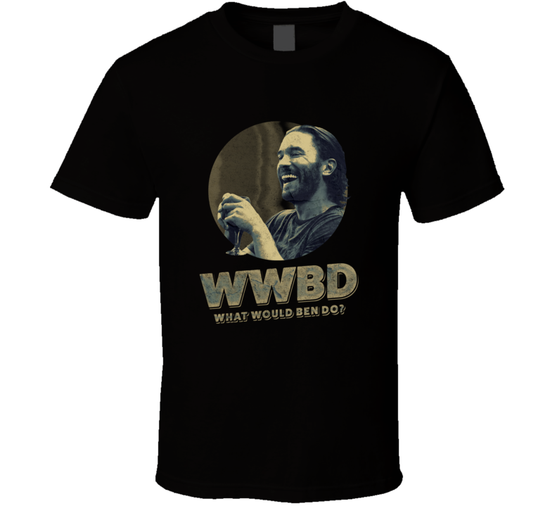 Wwbd What Would Ben Davis Do Tom Pelphrey Ozark Season 3 Tv T Shirt