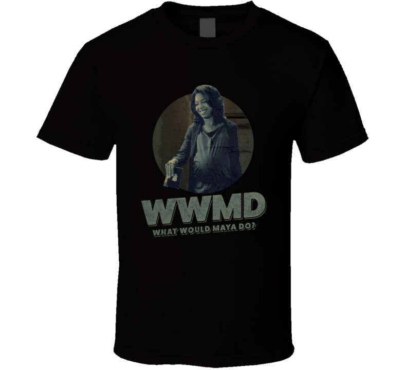 Wwmd What Would Maya Do Jessica Frances Dukes Ozark Season 3 Tv T Shirt