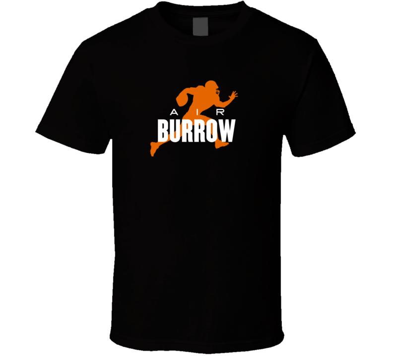 Air Joe Burrow Cincinatti Cincy Football  T Shirt