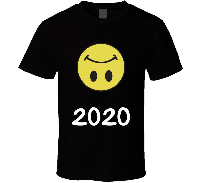 Futsal Shuffle 2020 Lil Uzi Vert Upside Down Smile Emoji T Shirt