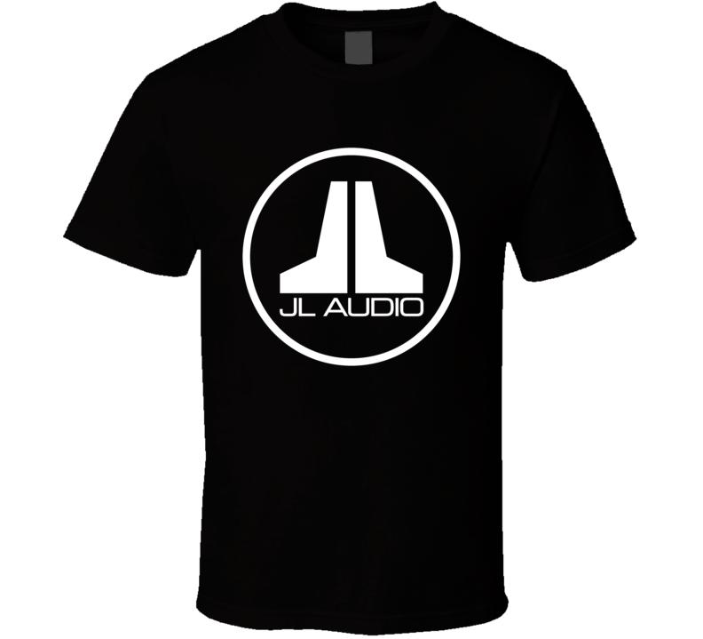 Jl Audio Sound Car Audio Sub Woofer Logo Cool T Shirt