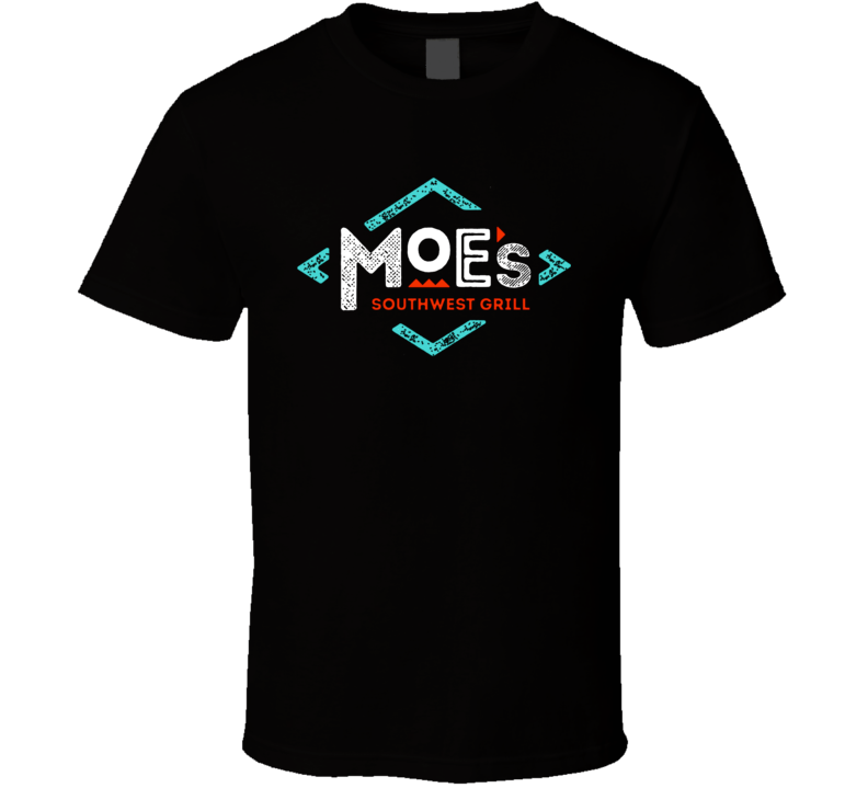Moe's Southwest Grill American Favourite Food Cool T Shirt