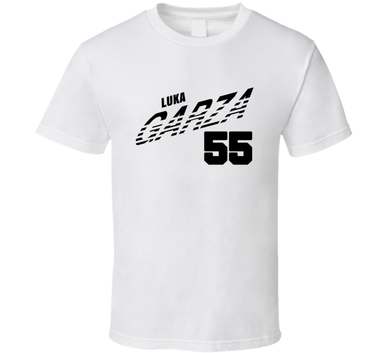 Luka Garza 55 Favorite Player Iowa College Fan T Shirt