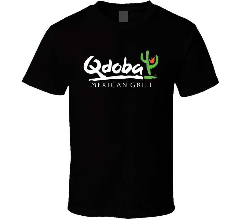Qdoba Mexican Grill Food Restaurant T Shirt