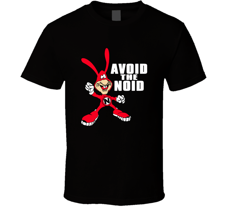 Avoid The Noid Dominos Most Memorable Ad Slogan Food T Shirt
