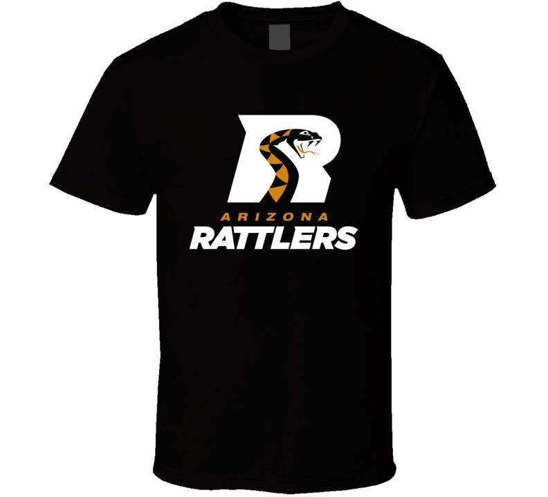 Arizona Rattlers Arena Football League Team Sports Fan T Shirt