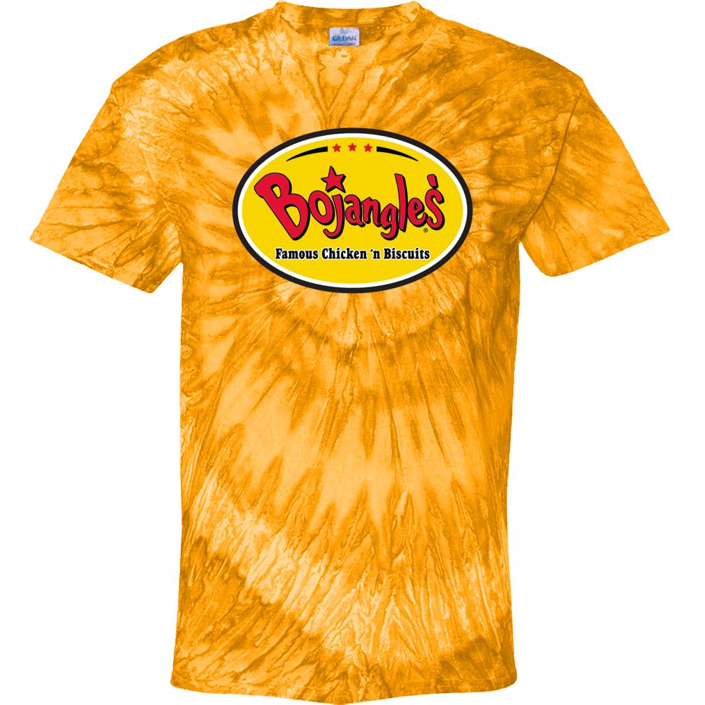 Bojangles American Favourite Food Tie Dye
