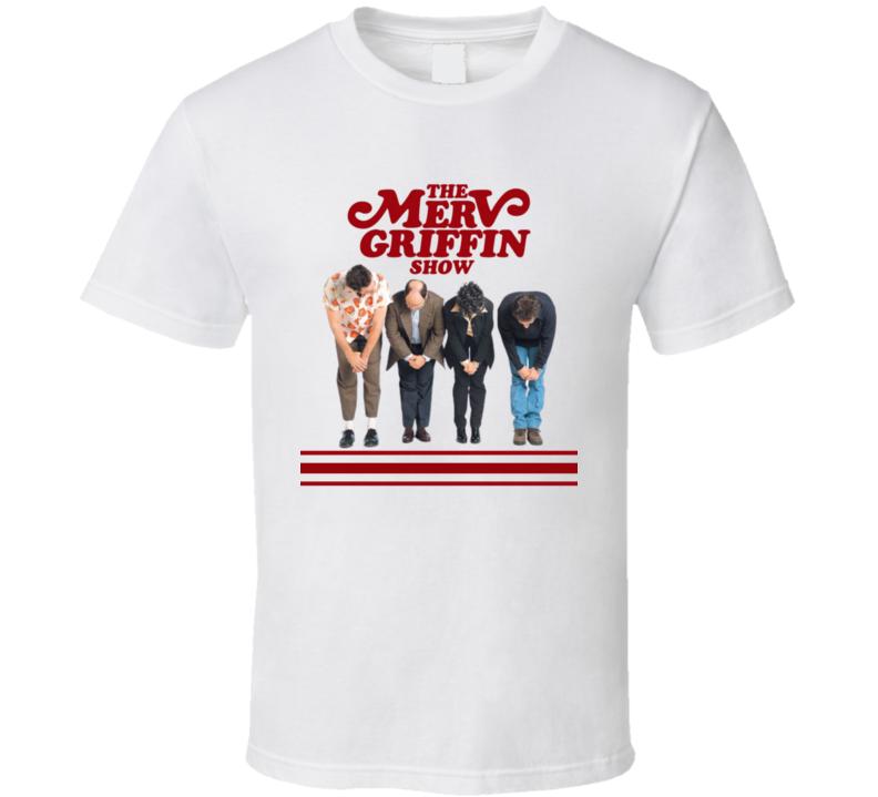 Seinfeld Merv Griffin Show Tv Series Season 9 Episode 6 Funny Fan Gift T Shirt