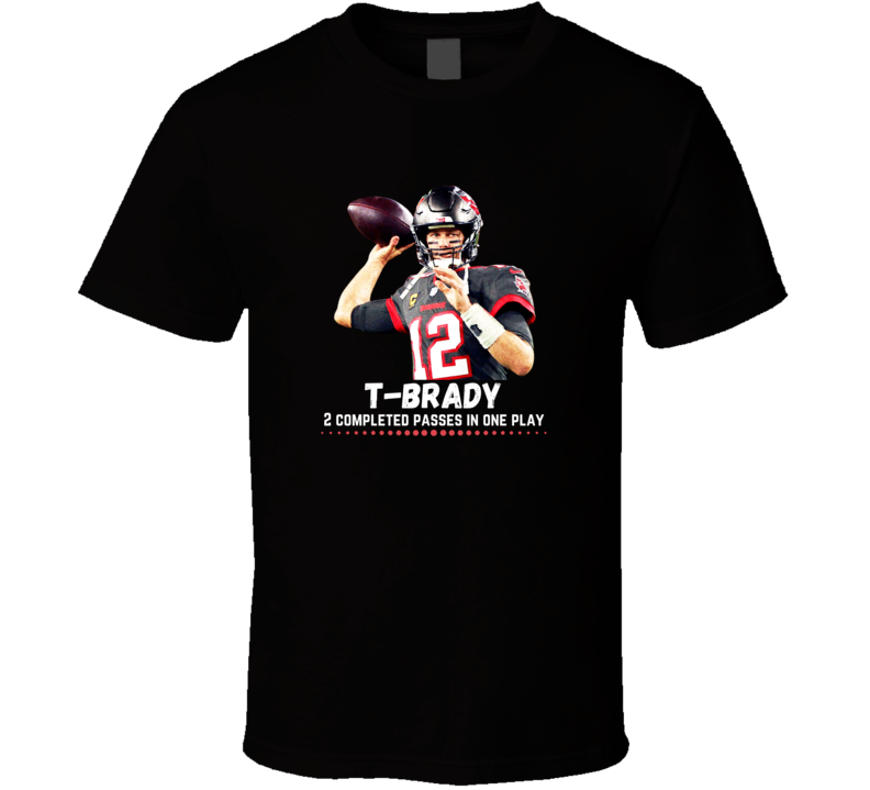 T Brady Tampa Bay Football Fan Sneaky Mr 2 Pass Los Angeles Game Play Gift T Shirt