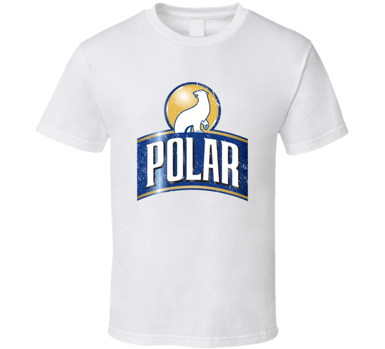 Polar 100% Natural Seltzer Sparkling Water Adict Cool Gift Aged Look T Shirt