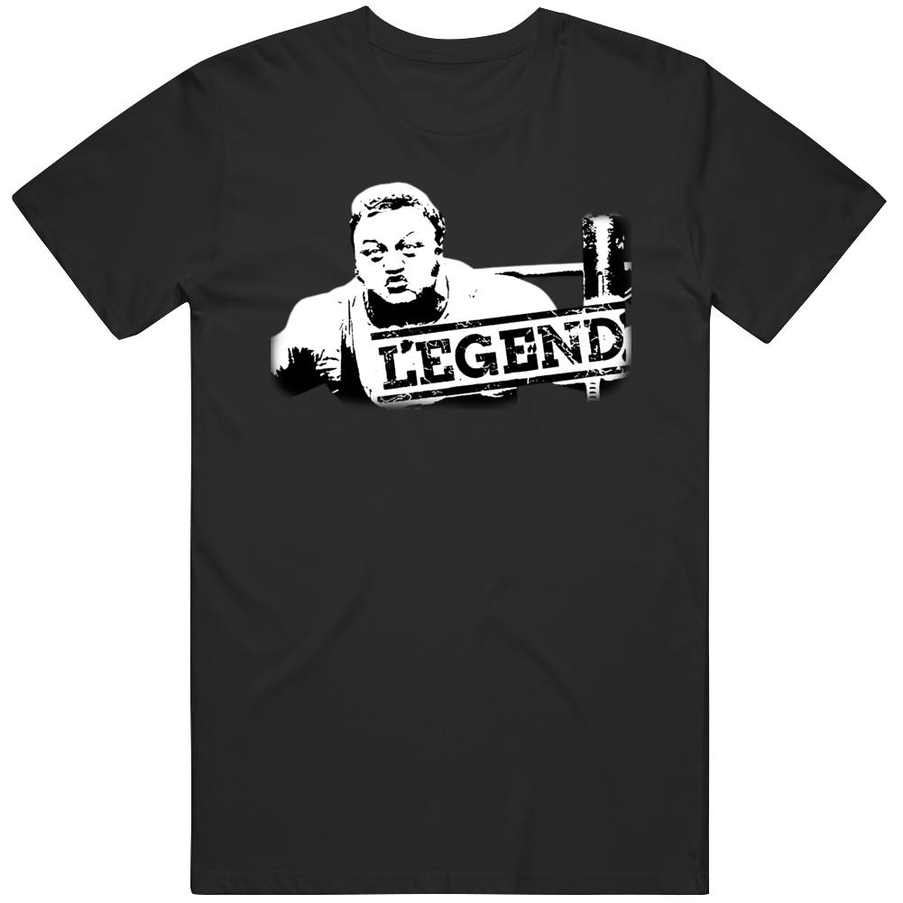 Bill Kazmaier American Strongman Competitor Fan Cool Sports Athlete Gift T Shirt