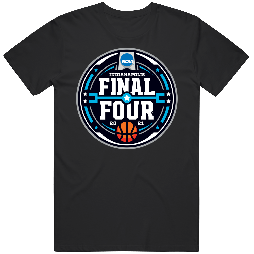 March Tournament Four Indianapolis 2021 Basketball Fan Cool Tournament Logo Fan T Shirt