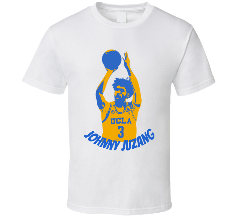 Johnny Juzang Ucla Basketball Player Fan March Tournament Cool Game Day T Shirt
