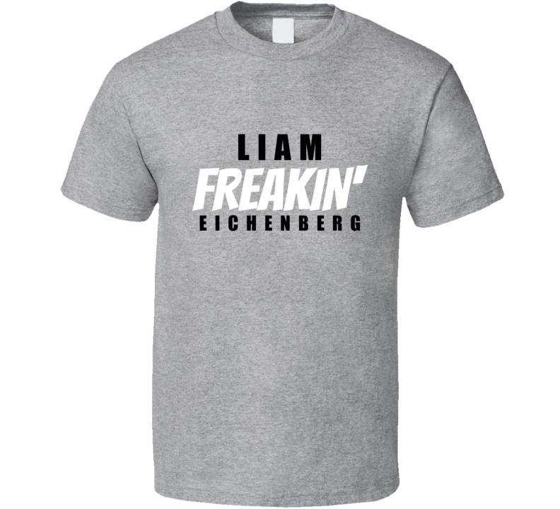 Liam Freakin Eichenberg Miami Football Player Team Fan Gift Cool Game Day T Shirt