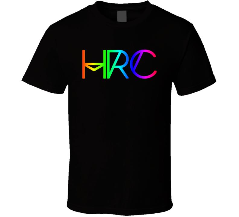 Halifax Rave Community HRC Rainbow Pride Music Festival T Shirt