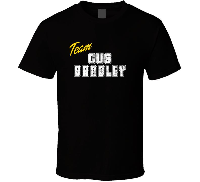 Team Gus Bradley Sport Fan Football Coach T Shirt