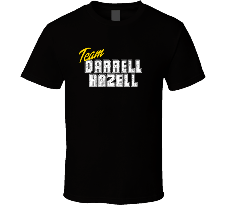 Team Darrell Hazell Sport Fan Football Coach T Shirt