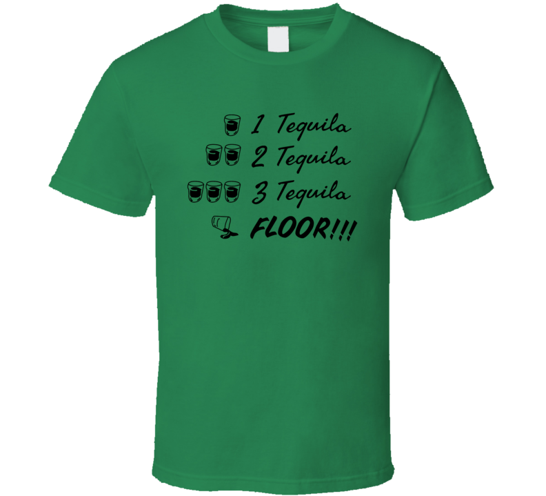 1 Tequila 2 3 Tequila Floor Captain Holt Brooklyn Nine-nine Season 6 Premiere Funny T Shirt