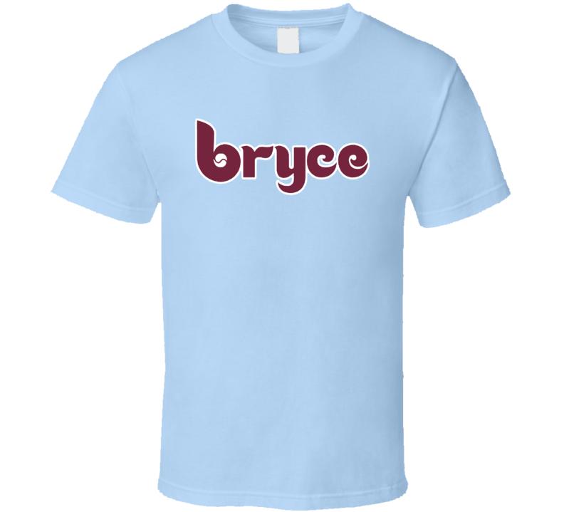 Bryce Harper Cool Philadelphia Baseball Team Fan T Shirt
