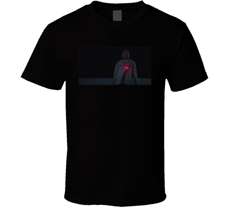 Red Dot 2021 Netflix New Movie Poster Mystery Thriller Suspense Hiking Trip Shooter Swedish Film T Shirt