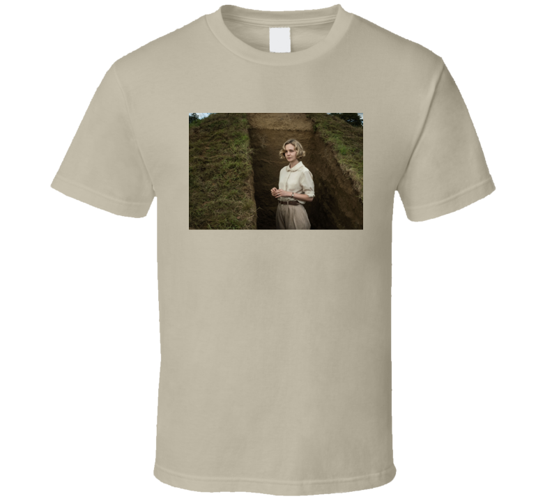 The Dig 2021 Netflix New Movie Poster Mulligan Fiennes Nothing Stays Lost Forever Drama Historic Film T Shirt
