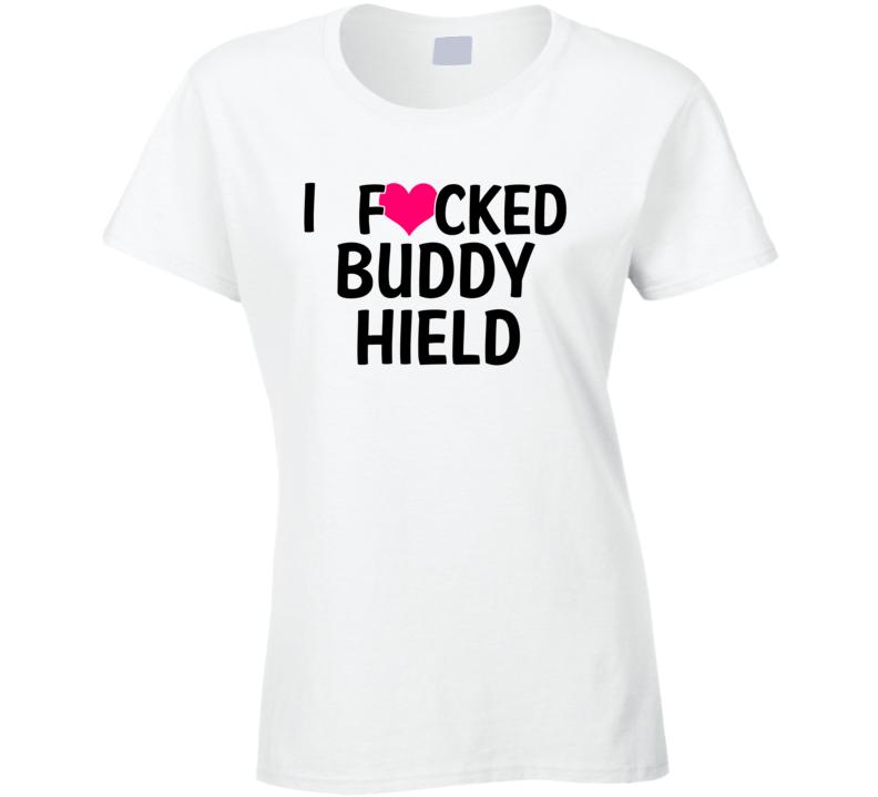 I Fucked Heart Love Buddy Hield Oklahoma Basketball Funny Fan T Shirt