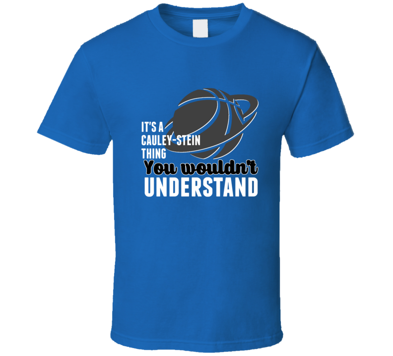 Willie Cauley-Stein Thing Wouldnt Understand KY Basketball T Shirt