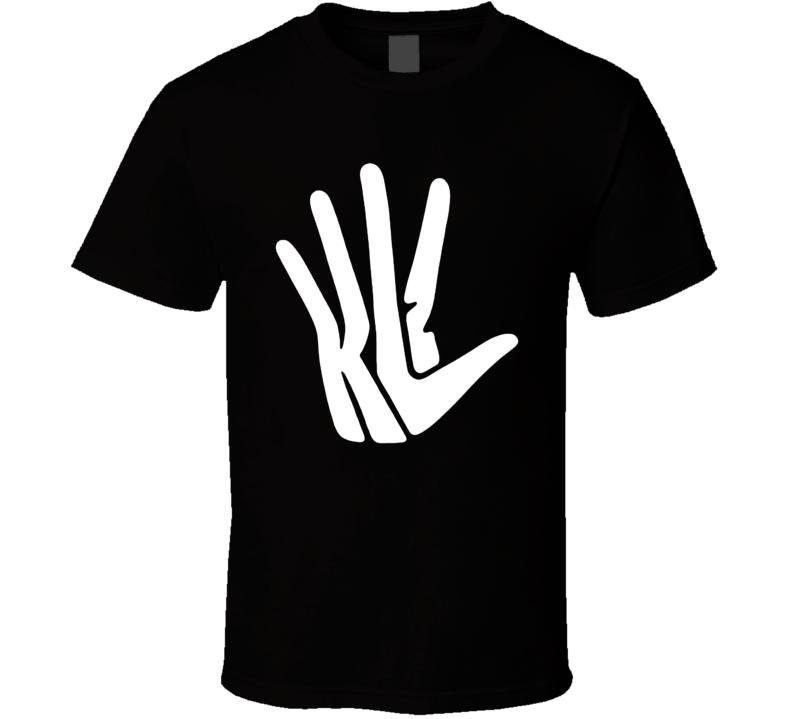 Kawhi Leonard KL2 Hand Claw Nickname San Antonio Basketball T Shirt