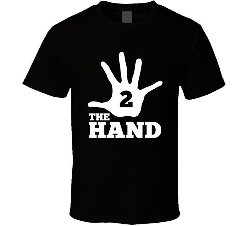 Kawhi Leonard KL2 The Hand 2 Palm Claw Nickname San Antonio Basketball T Shirt