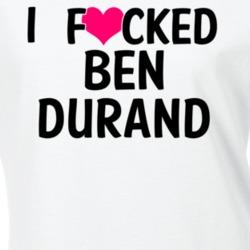 5b866f9f ... Football Funny Fan T Shirt $20.99. BUY 7954931 I Fucked Heart Love Ben  Durand Auburn ...