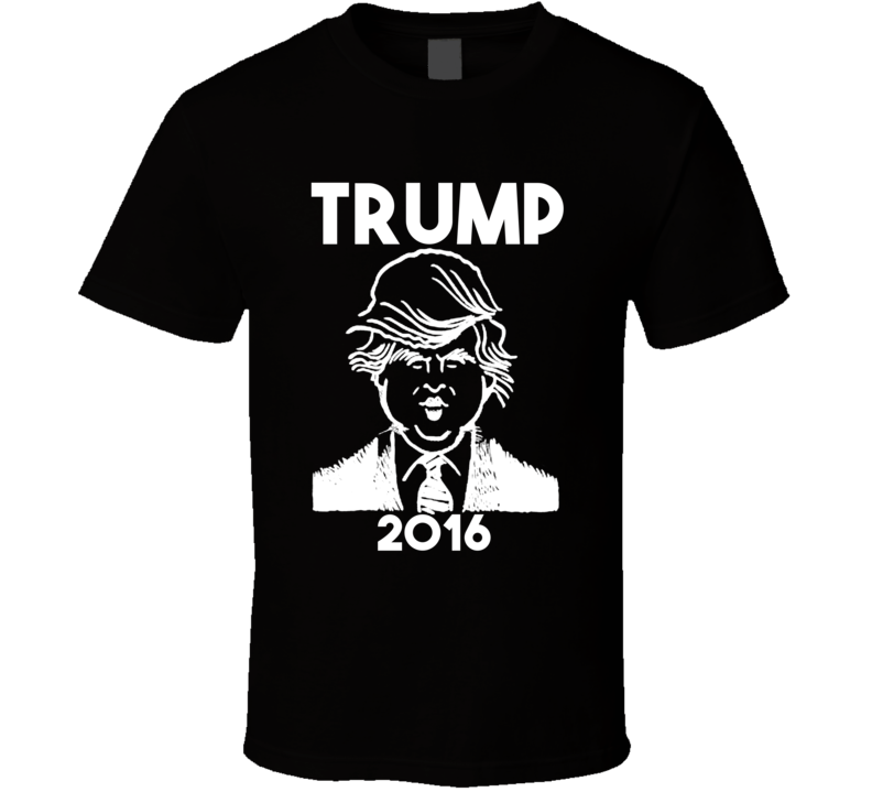 Donald Trump President 2016 Republican T Shirt