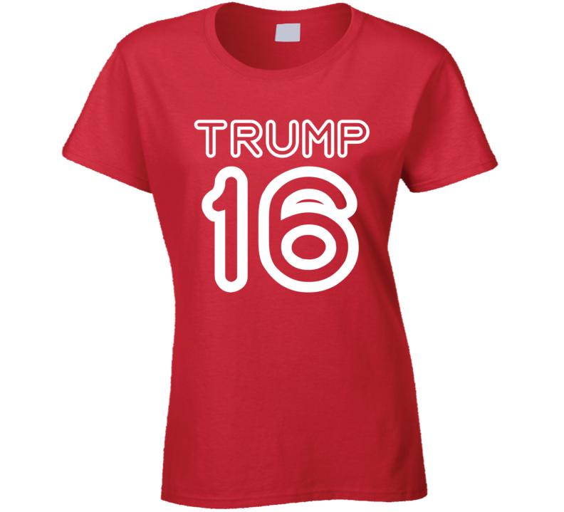 2016 Donald Trump For President Political T Shirt