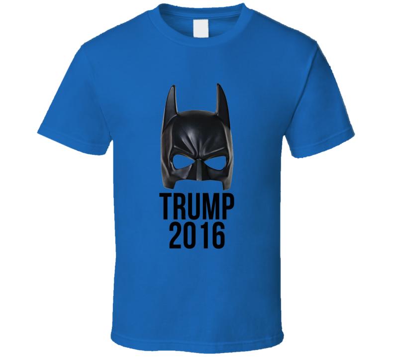 Donald Trump Batman Funny Political T Shirt