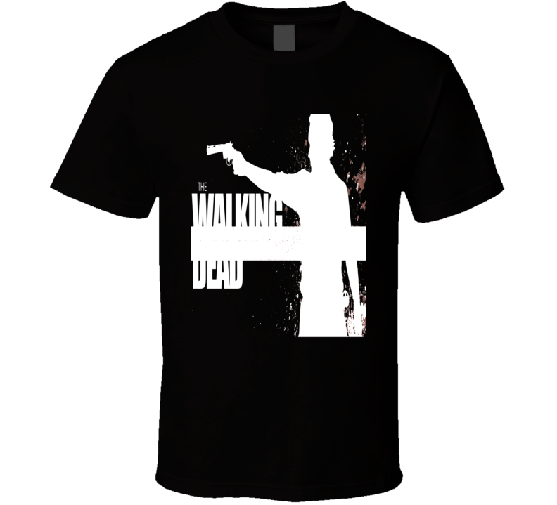 The Walking Dead Rick Grimes Do or Die Tee T Shirt