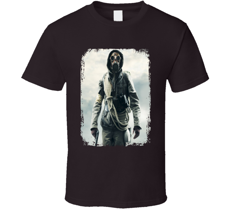 The Walking Dead - All human life is precious Tee T Shirt