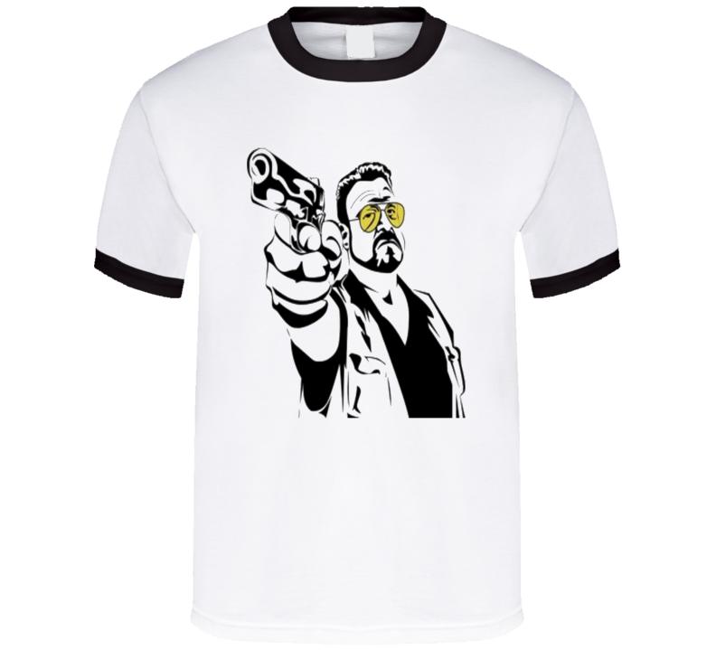 The Big Lebowski - Walter Sobchak Pissed  T Shirt